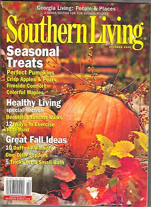 "Southern Living, October 2005 ""Southern Home Awards – Best Restoration – Second Chance to Shine"" (pgs. 144, 156-160)"